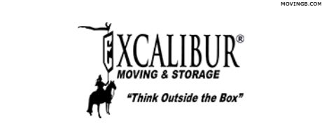 Excalibur moving and storage - California Movers