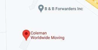 Address of covan moving company AL