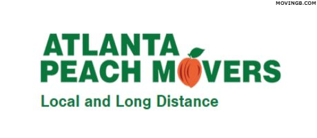 Atlanta Peach Movers - Georgia Home Movers