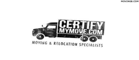 Certify My Move Apartment Mover In New Jersey