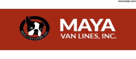 Maya Van Lines Movers In Georgia