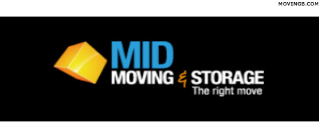 Mid moving and storage - Movers near Chicago IL