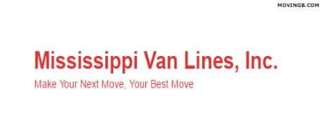 Mississippi van lines - Moving Services