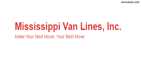 Mississippi van lines - Moving Services