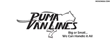 Puma van lines - Movers in Dallas