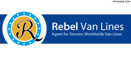Rebel Van Lines - Los Angeles Movers
