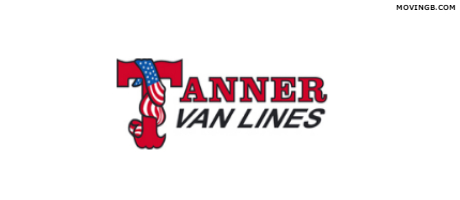Tanner van lines - Moving Services