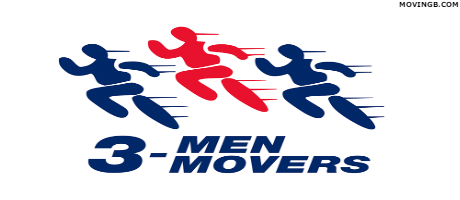 3 Men Movers - Houston Movers