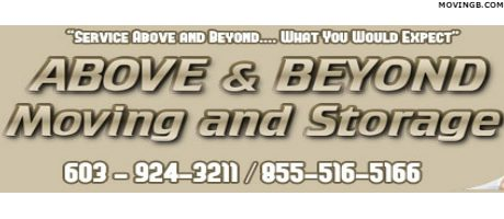 Above and Beyond Moving - Home Mover