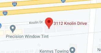 Address of Two guys moving company LA