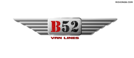 B52 Van lines - California Movers