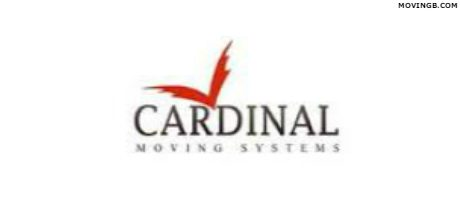 Cardinal Moving Systems - Los Angeles Movers