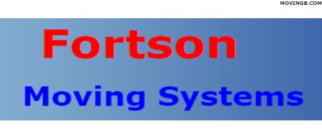 Fortson Moving Systems - Alabama Home Movers