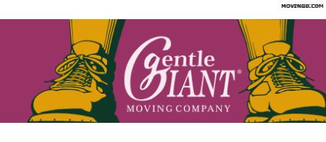 Gentle giant Moving - Boston Movers