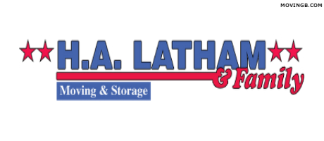H A Latham Moving - Moving Services