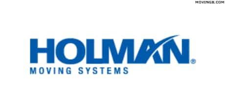 Holman Moving Systems logo