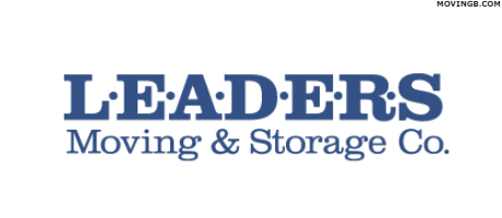 Leaders Moving and Storage - Ohio Home Movers