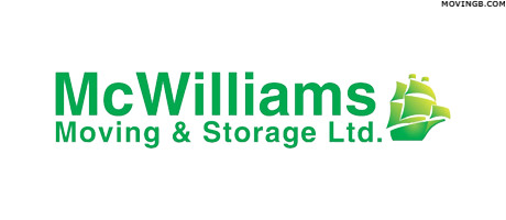 McWilliams Moving - Movers in Peterborough ON