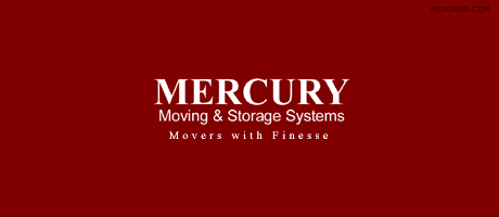 Mercury Moving - Moving Services