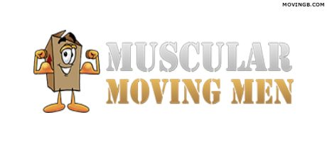 Muscular moving men - Arizona Movers