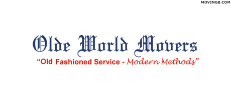 Olde world movers - Movers In Euless