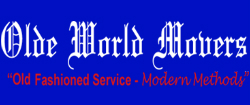 Olde world movers - Household moving company