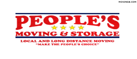Peoples Moving and Storage - Rhode Island Home Movers