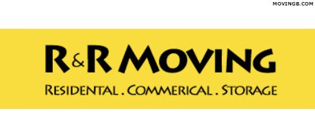 R and R Moving - Wisconsin Mover