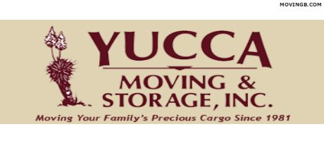 Yucca Moving and storage services