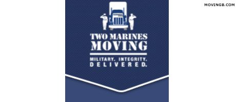 two marines moving - Moving Services