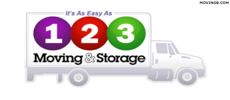 123 Moving and Storage - California Home Movers