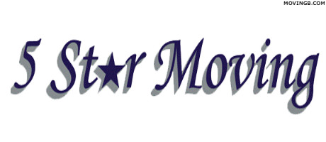 5 Star moving - Movers Near Fargo ND