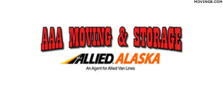 AAA Moving and storage - Movers in Alaska