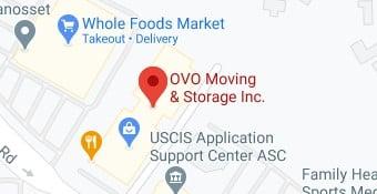 Address Ovo moving and storage RI