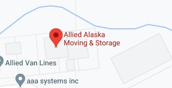 Address of AAA Moving company Anchorage AK