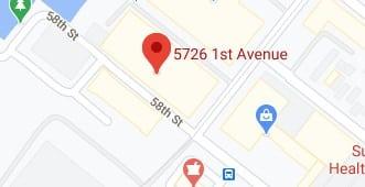 Address of Amazon relocation company NY