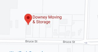 Address of Downey Moving and storage Conway AR