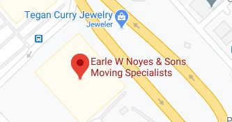 Address of Earle w noyes and sons moving company Portland ME