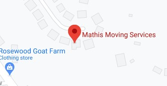 Address of Mathis moving company Roswell GA