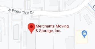 Address of Merchants moving company Boise ID