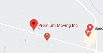 Address of Premium moving company Bolivia NC