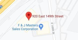 Address of Shleppers moving company Bronx NY