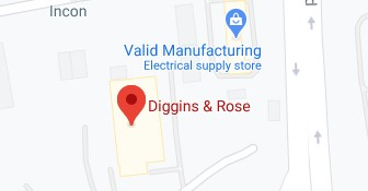 Address of diggins and rose moving company NH