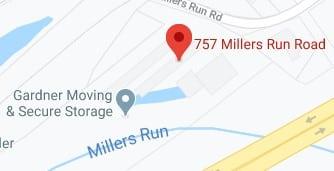 Address of gardner moving company