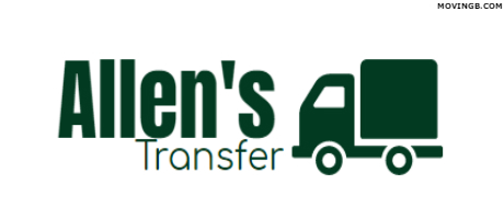 Allens transfer - Maine Movers