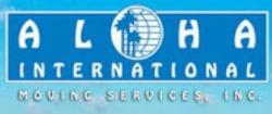 Aloha international moving