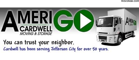 Ameri cardwell moving - Missouri Home Movers