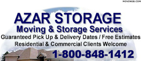 Azar Moving and storage - Maryland Movers