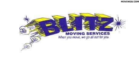 Blitz Moving Service - Movers In Atlanta
