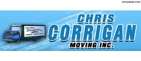 Chris Corrigan Moving - Rhode Island Movers
